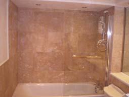Bath and Shower enclosure
